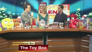 Hot Holiday Toys 12/5/16 - Video