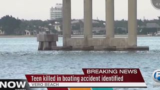 James Graves: Teen killed in boating accident identified - Video