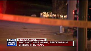 13-year-old shot in Buffalo - Video