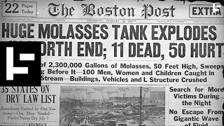 When Molasses Wiped Out a Boston Neighbourhood - Video