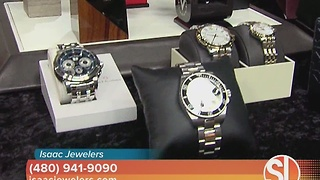 Isaac Jewelers offers special pricing over the holidays - Video