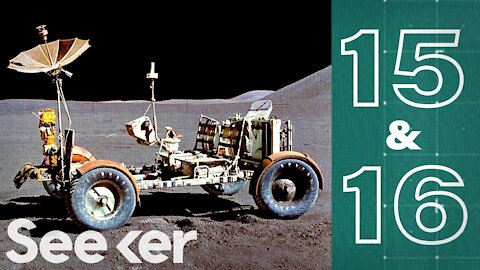 How Did NASA Engineer a Car for the Moon?