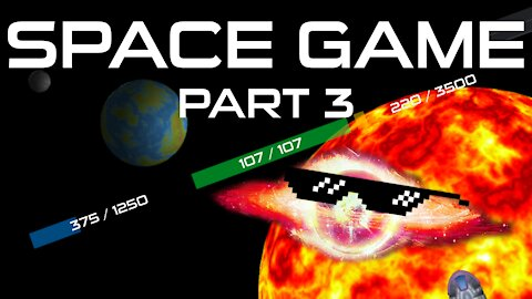 Space Game - Part 3 - Item Mechanics