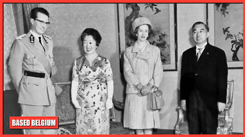 The Belgian Royals where the first reigning European Monarchs ever to visit Japan.