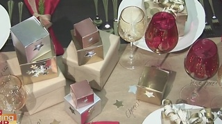 Creating a stand-out holiday gathering! - Video