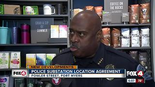 FMPD substation up for vote - Video
