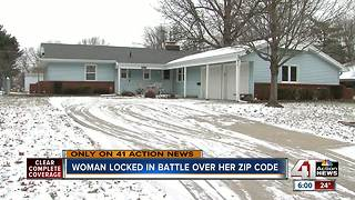 Zip code creates issues for Independence homeowner - Video