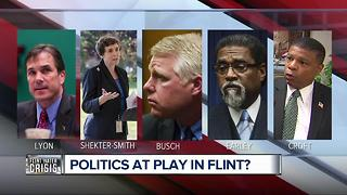 Politics at play in the Flint Water Crisis investigation? - Video