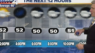 Brian Gotter's Storm Team 4Cast at Noon