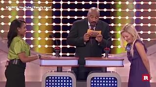 Funniest Moments on Family Feud - Video