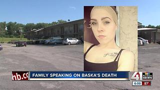 19-year-old woman visiting mother killed