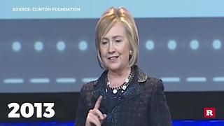 Rare Election: Hillary Clinton over the years | Rare Politics - Video