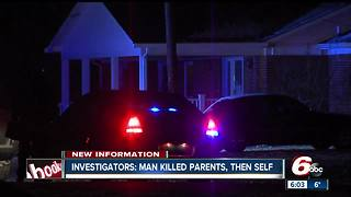 Elderly Hamilton Co. couple killed by son in Christmas Day murder-suicide - Video