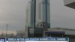 New Seneca Nation gas station causes controversy - Video
