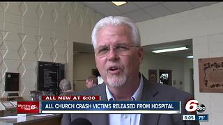 13 injured in Greenfield Church bus crash now home recovering - Video