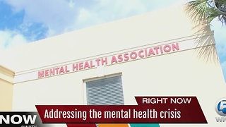 Addressing the mental health crisis