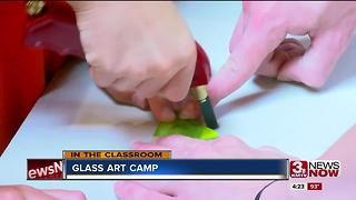 Millard Students get creative and social with art camp - Video