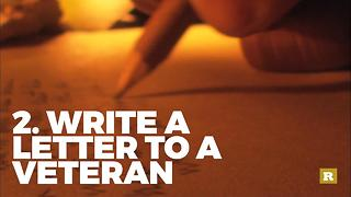Rare Goes Yellow: 4 ways to show appreciation for our veterans | Rare Military