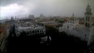 Tropical Storm Danielle Approaches Mexican Coast - Video
