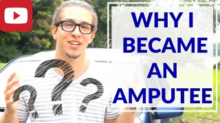 Double amputee shares his inspirational story - Video