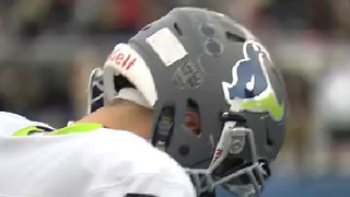 5A Milk Bowl teams honor Boise Police Department - Video