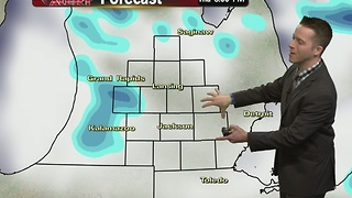 Dustin's First Alert Forecast 12-6 - Video