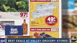 Smart Shopper: Best deals at Valley grocery stores for the week of November 30 - Video