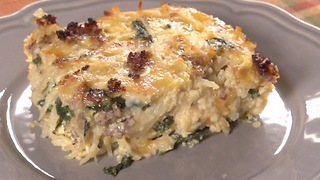 Amish Breakfast Casserole - Video
