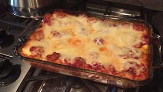 Dinner on a budget: Bake you entire family meatball lasagna for under $20 - Video