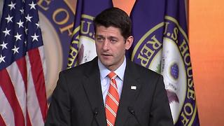 House speaker Paul Ryan to  assess Wisconsin flood damage. - Video