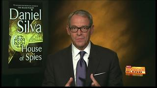 Author Daniel Silva's new book