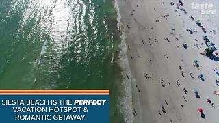 Florida's Siesta Beach has been named America's best beach - Video