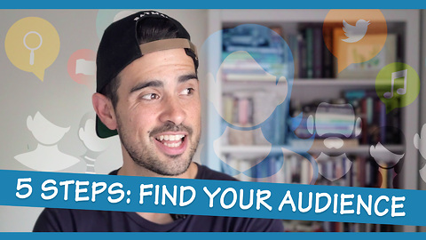 5 steps to finding your audience