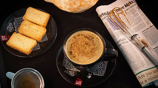 How to make Indian cappuccino - Video
