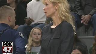 MSU coach Suzy Merchant to take medical leave of absence - Video