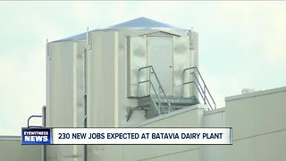 Batavia dairy plant gets second chance with new operators - Video