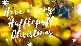 Have A Very Hufflepuff Christmas