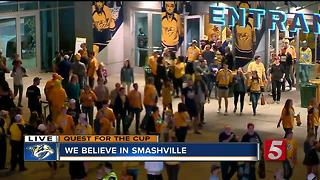 Fans Hoping For Turnaround In Game 6