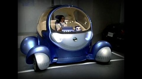 Top 10 Bizarre Concept Cars