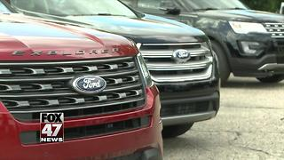 More car dealership thefts in mid-Michigan - Video