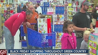 Black Friday In Green Country