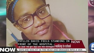 Dragged into a van and tied up with rope, 12-year-old Cleveland girl says she was kidnapped- Tara Molina - Video