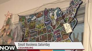 Small businesses want your support this Saturday - Video