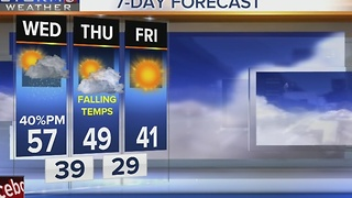 Henry's Early Morning Forecast: Wednesday, December 28, 2016 - Video