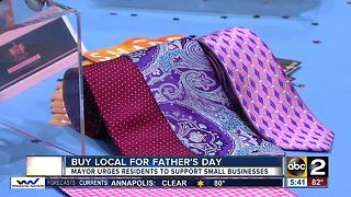 Buy Local for Father's Day - Video