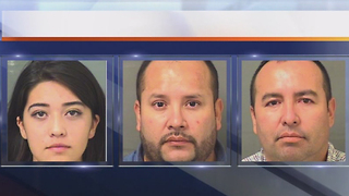 Trio charged in crime spree that stretched from Miami into Palm Beach County - Video