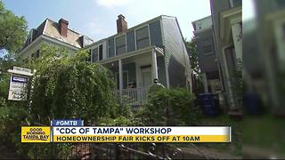CDC Homeownership Fair helps potential buyers - Video