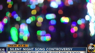 Christmas controversy at Mesa public school over holiday songs - Video