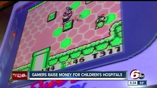 Gamers raise money for children's hospitals - Video