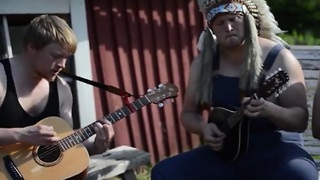 Iron Maiden Cover Played On Traditional Folk Instruments - Video